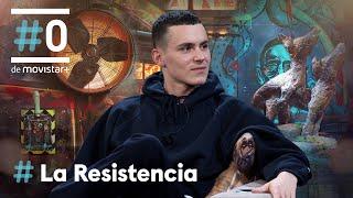 LA RESISTENCIA - Entrevista a Aron Piper   #LaResistencia 11.03.2021