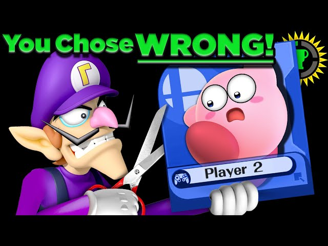 Game Theory: You ARE Your Character! (Super Smash Bros Ultimate)