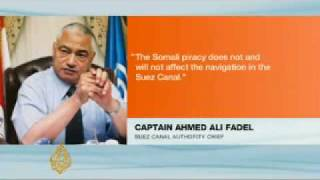 Somali piracy threatens Egypt