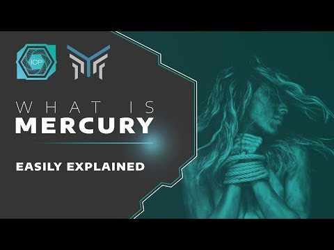 What is MERCURY? | Internet of People