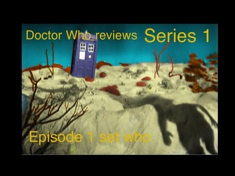 doctor who review - series 1 (1963) by set yates