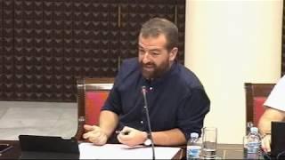 Juan Márquez (Podemos) habla de la precariedad de trabajadores de RTVC