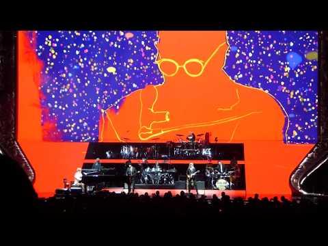 Elton John  Bennie and the Jets @ Madison Square Garden, NYC2 2018