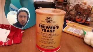 Vegan Supplements: Brewers Yeast (Protein and B12)
