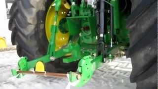 Repeat youtube video ジョンディアトラクター JD5100R用自動水平装置 ALS-MK3