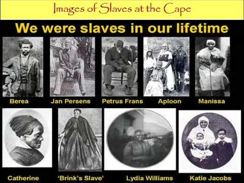 Slavery in the Cape of Good Hope - South Africa