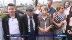 Lille : l'émouvante rencontre de rescapés juifs avec les cheminots qui les ont sauvés