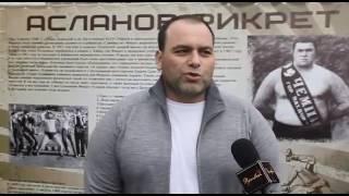 Турнир памяти Фикрета Асланова по вольной борьбе