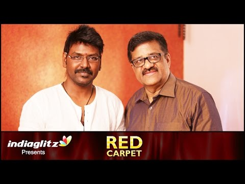 Raghava Lawrence : I have 2 scripts ready for Rajini sir | Red Carpet Sreedhar Pillai | Kanchana 2