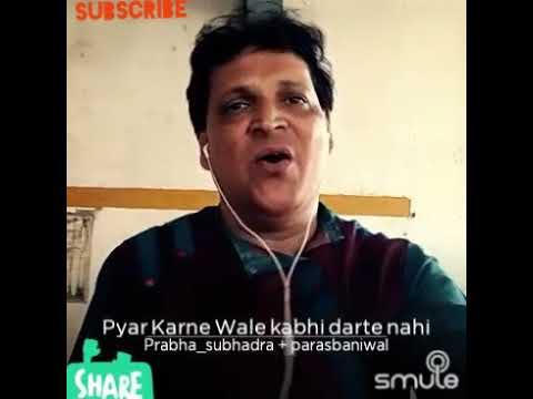 Pyar karne wale  -  hero