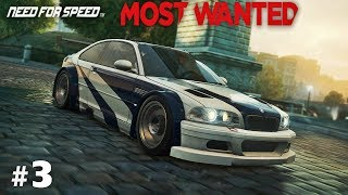 | NEED FOR SPEED MOST WANTED 2005 | EN VIVO # 3