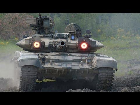 T 90 T90S T 90MS Russian Main Battle Tank (Full HD Documentary)