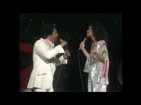Marilyn McCoo and Billy Davis Jr. You Don't Have To Be A Star on the Captain & Tennille Show 1 24 77