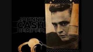 Johnny Cash - Belshazzar (Machine Drum Remix)