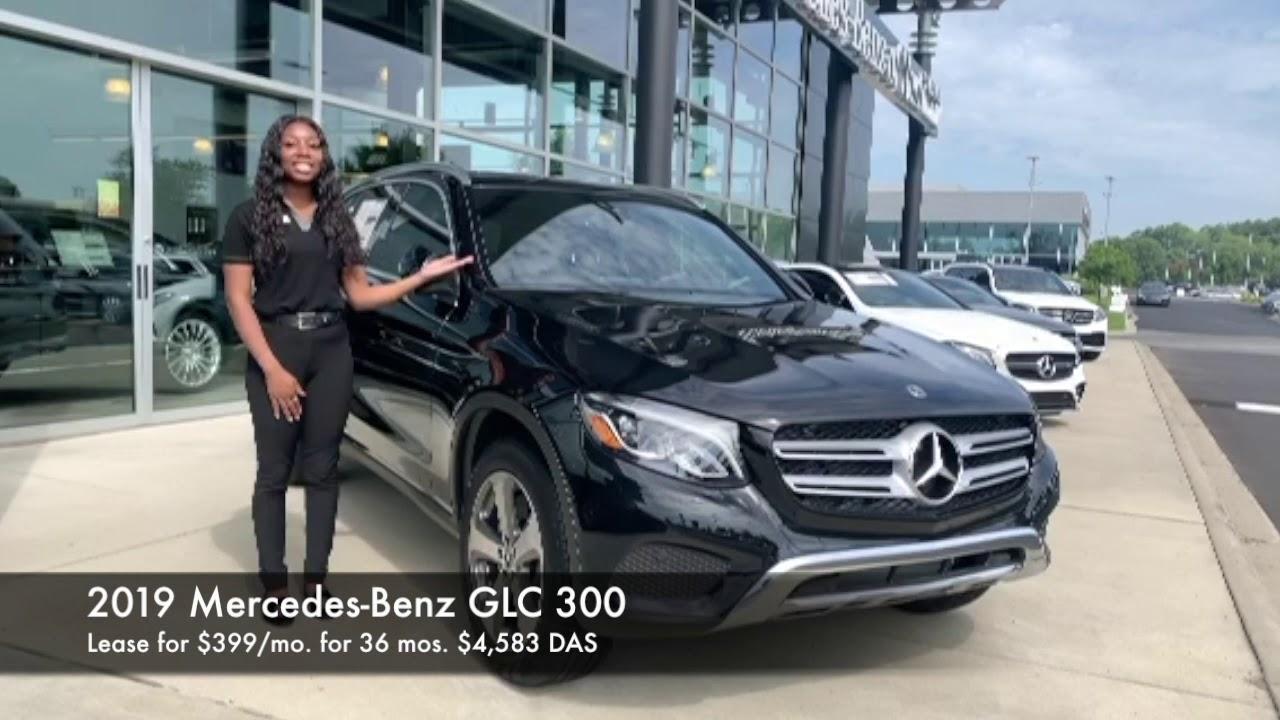 Mercedes Of Northlake >> 2019 Mercedes Benz Glc 300 Offer Mercedes Benz Of Northlake