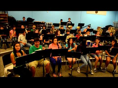 Andante and Allegro - Worst Middle School Band
