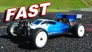 Crazy FAST RC Buggy Brushless RTR SPEED TEST & Close Look - VKAR RACING V.4B - TheRcSaylors