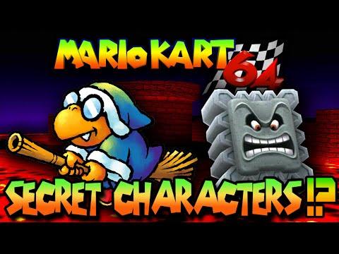Nintendo 64 Longplay 002 Mario Kart 64 FunnyCatTV