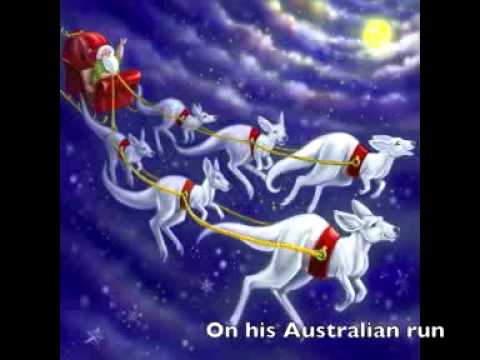 6 White Boomers Bucko Amp Champs Sing An Aussie Xmas