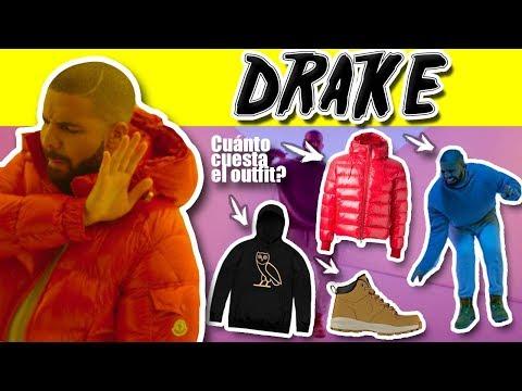 drake cuánto cuesta su outfit en hot line bling?