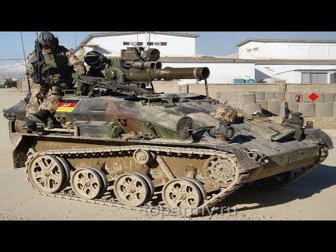 Боевая машина немецких
