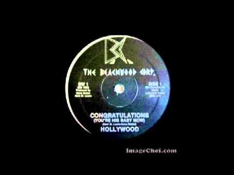 HOLLYWOOD - Congratulations