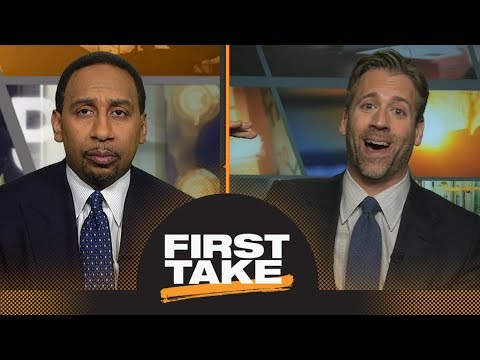 Stephen A. and Max debate what Cavaliers need to do before NBA deadline   First Take   ESPN