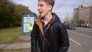 Встретил и поцеловал OXXXYMIRON на улице