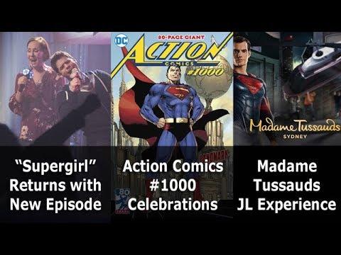 """Action Comics #1000"" Celebrations - Speeding Bulletin (April 11-17, 2018)"