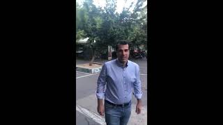 Ο κομάντο Θάνος Πλεύρης σπάει ξημερώματα το άβατο των Εξαρχείων | Luben TV