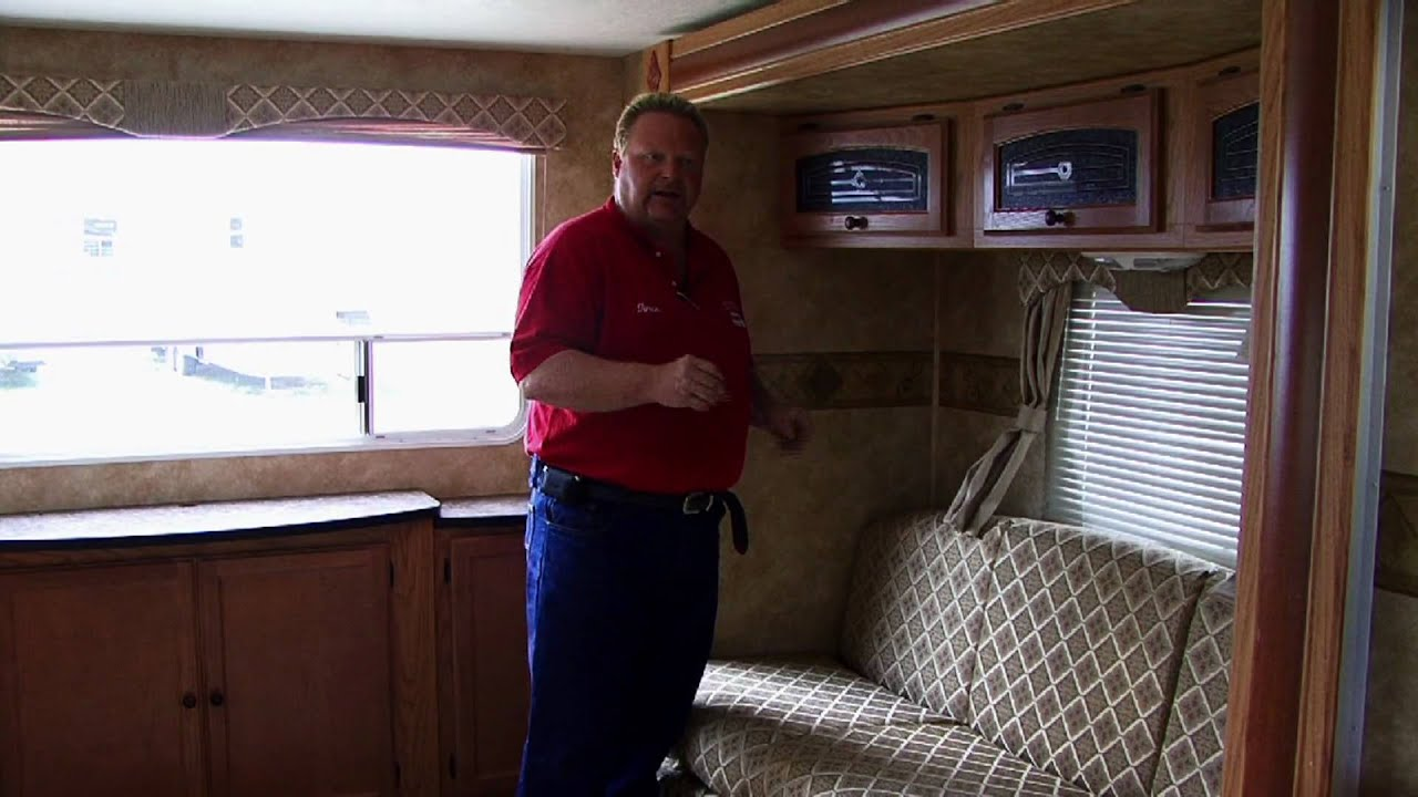 RV Repair : How To Replace RV Furniture