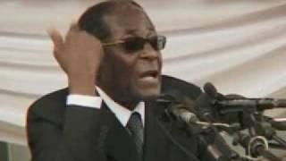 Robert Mugabe Denies Cholera Epidemic in Zimbabwe