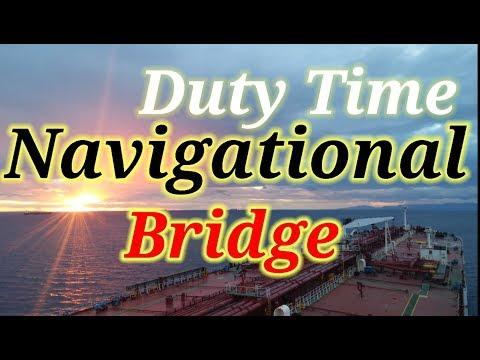 Navigational Bridge of || Merchant Ship ||