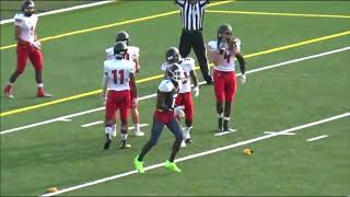 IFAF Training Tape 2021 4 Defensive pass interference Not playing the ball