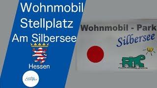 Stellplatz | Wohnmobil Park am Silbersee | Hessen | Lucky Camper