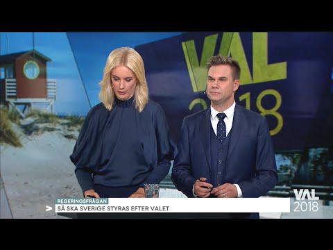 Lööf: Vi släpper inte fram Löfven en gång till - Nyheterna (TV4)