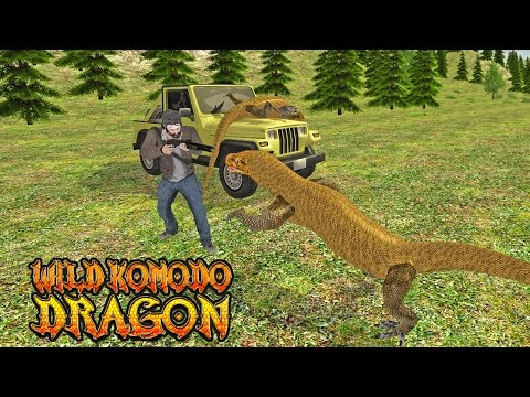 Angry Komodo Dragon: Epic RPG Survival Game 1