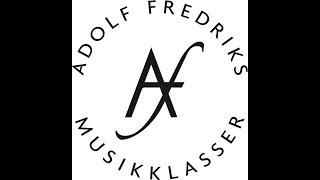 Livestream från Adolf Fredriks musikklasser jul avslutning HT2017 Högstadiet Video