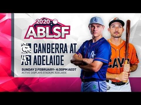 Canberra Cavalry @ Adelaide Giants | #ABLSF Game Three