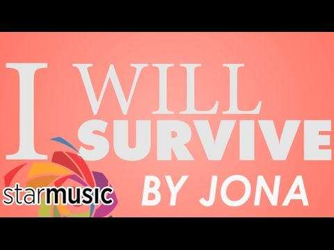 Jona - I Will Survive (Official Lyric Video)