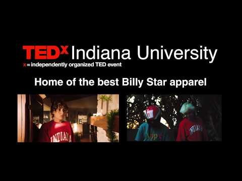 Ian Simpson NEEDS to talk at TEDxIndianaUniversity 2018