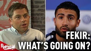 Nabil Fekir: What's Going On? | James Pearce Exclusive