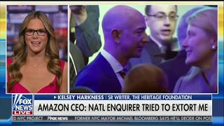 jeff bezos national enquirer blackmail