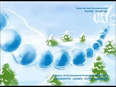 MOE:  New Year Greetings from the Ministry of Environment Protection of Georgia