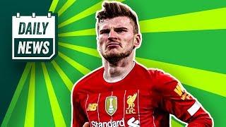 Liverpool macht Ernst: Klopp will Werner! Leverkusen & Wolfsburg weiter, Frankfurt verweht!
