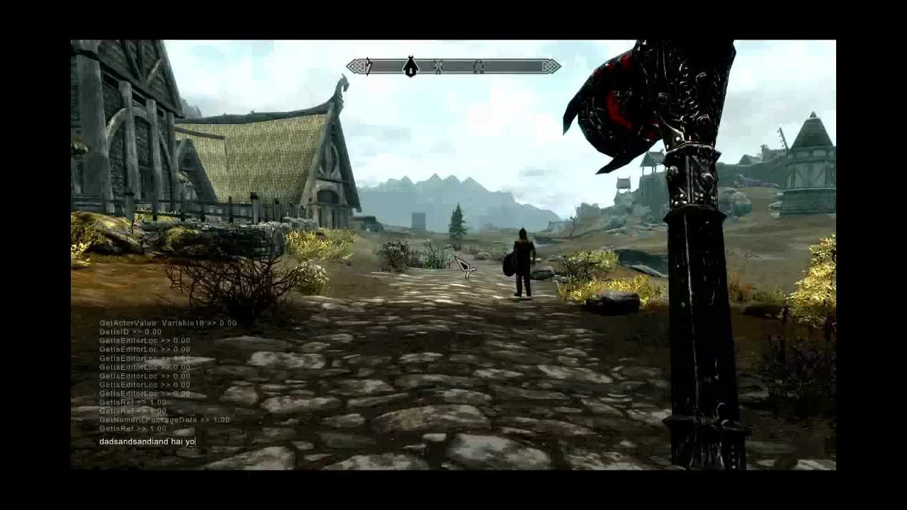 Skyrim Cheats and Console commands - YouTube