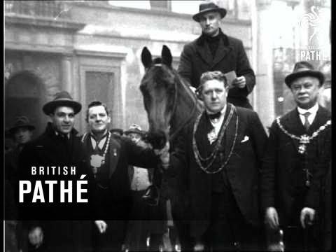 York To London On Horseback (1924)
