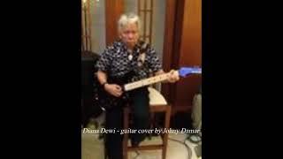 Diana Dewi - guitar cover by Johny Damar