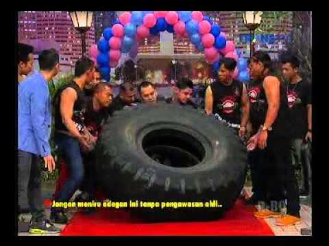 Al Ghozali Angkat Ban 450 kg - YKS 10 Februari 2014