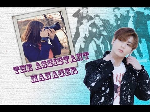 [JUNGKOOK] FF BTS Assistant Manager EP.1